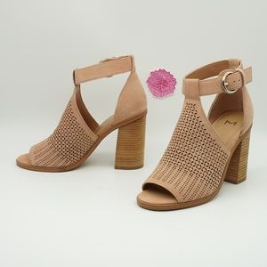 Marc Fisher Pink 7M Heels NEW